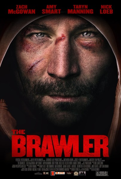 The Brawler Movie Poster