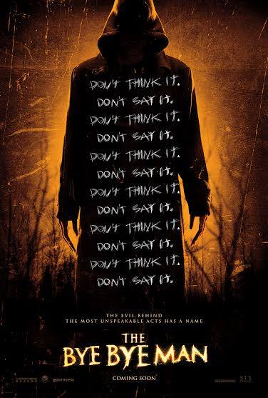 The Bye Bye Man Movie Poster