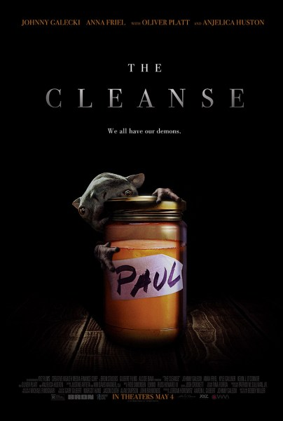 The Cleanse Movie Poster