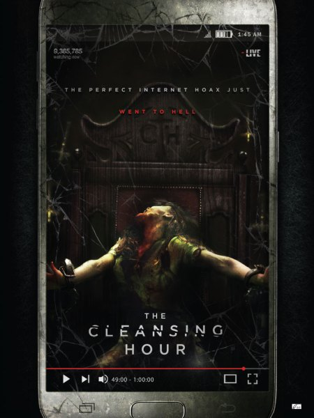 The Cleansing Hour Movie Poster