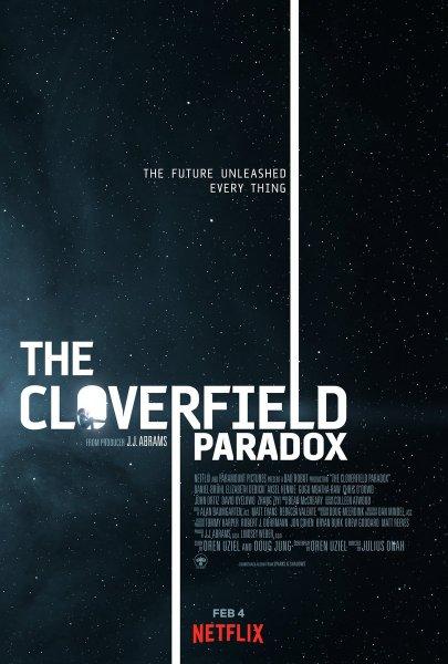 The Cloverfield Paradox Movie Poster - Cloverfield 3