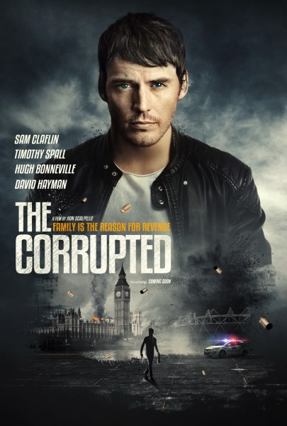 The Corrupted Teaser Poster