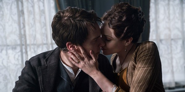 The Current War - Benedict Cumberbatch and Katherine Waterston