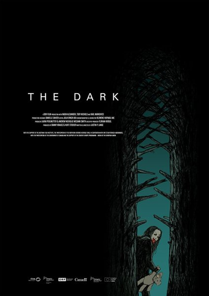 The Dark Teaser Poster