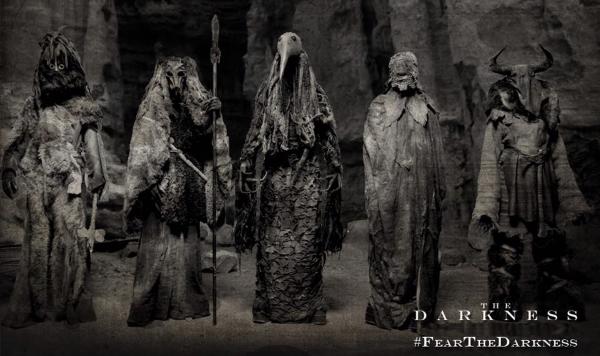 The Darkness 2016 Movie