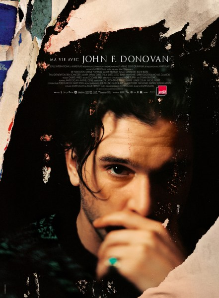 The Death And Life Of John F. Donovan Movie Poster