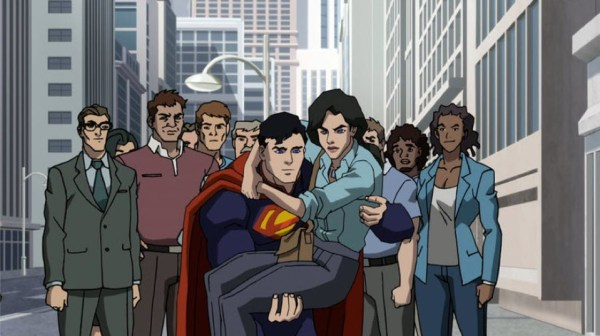 The Death Of Superman Movie