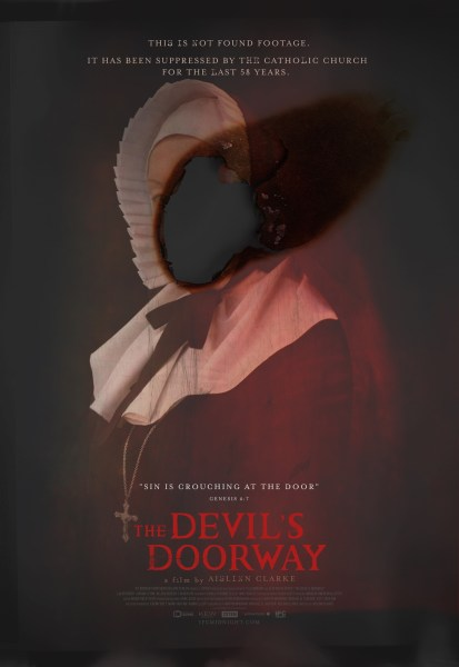 The Devil's Doorway Film Poster