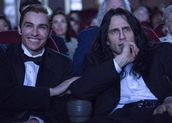 The Disaster Artist Movie - James Franco and Dave Franco