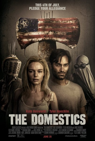 The Domestics New Movie Poster