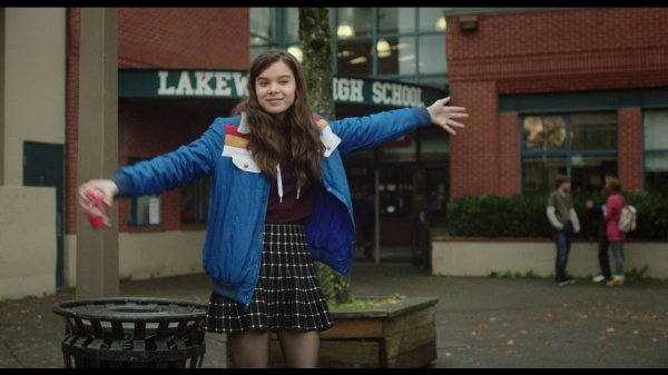 The Edge Of Seventeen movie - Hailee Steinfeld
