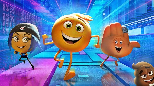 The Emoji Movie 2017