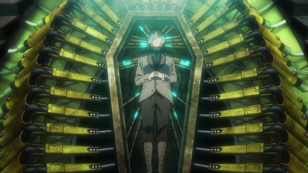 The Empire of Corpses Movie