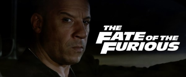 The Fate Of The Furious - Fast and Furious 8
