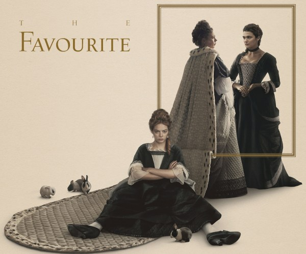 The Favourite Movie 2018