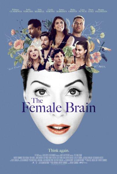 The Female Brain Poster