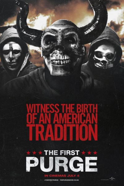 The First Purge UK Poster