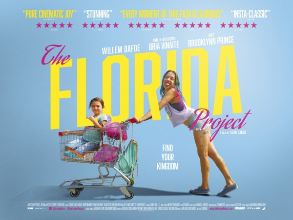 The Florida Project UK Banner