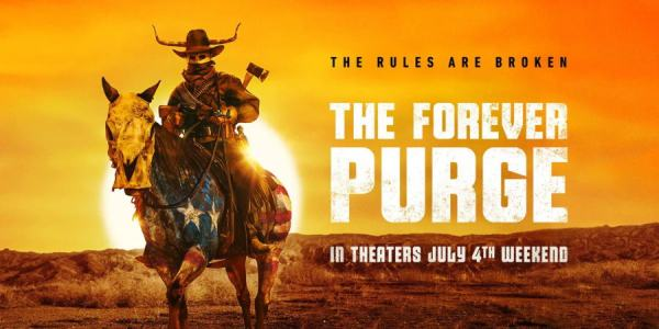 The Forever Purge Movie 2021