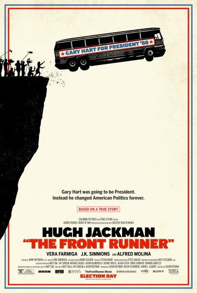 The Front Runner Movie Poster