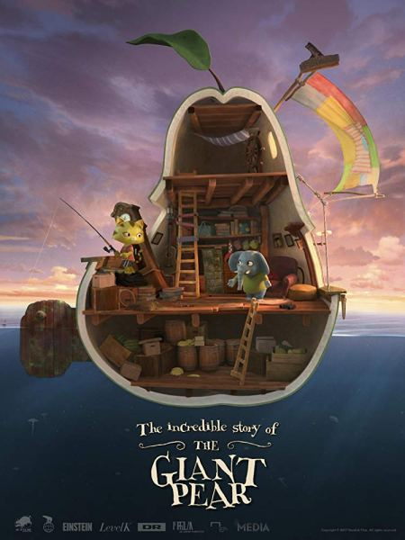 The Giant Pear Movie