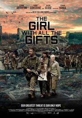 The Girl With All The Gifts Middle East Poster