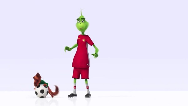 The Grinch - Soccer - FIFA 2018 Russia