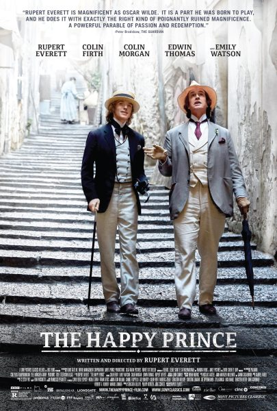 The Happy Prince US Poster