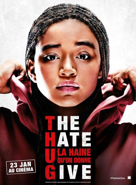 The Hate U Give French Poster