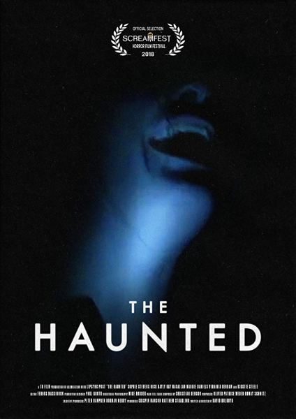 The Haunted Movie Poster