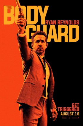 The Hitman's Bodyguard - Ryan Reynolds