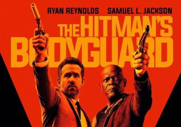 The Hitman's Bodyguard Movie Reynolds And Jackson