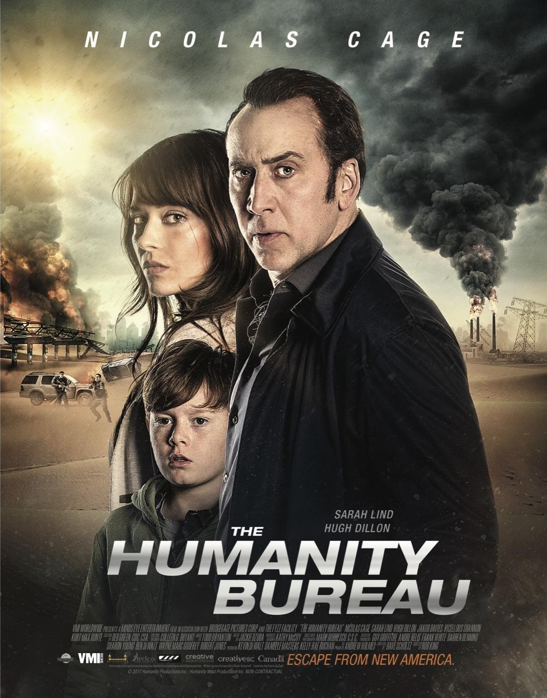 the humanity bureau movie starring nicolas cage teaser