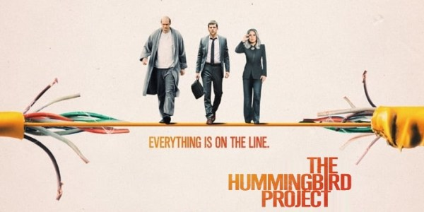 The Hummingbird Project Movie 2019