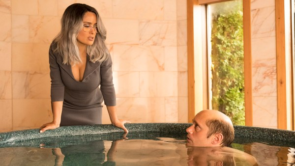 The Hummingbird Project Film Salma Hayek And Alexander Skarsgard