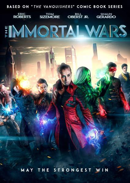 The Immortal Wars Movie Poster