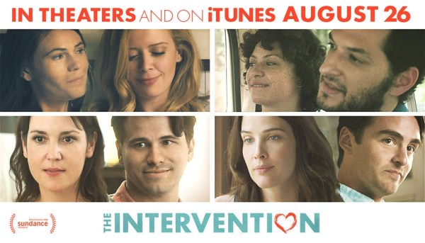 The Intervention movie