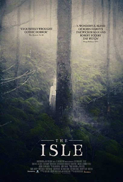 The Isle Movie Poster