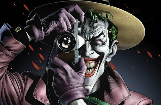 The Joker - Batman The Killing Joke movie