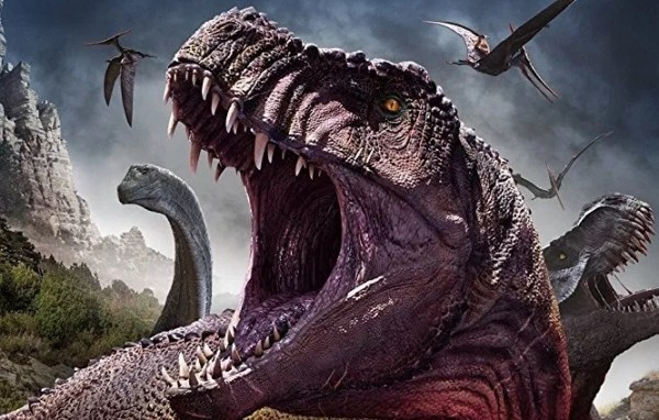 The Jurassic Games Film 2018
