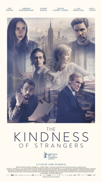 The Kindness Of Strangers - Movie Poster