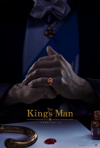The King's Man Movie Teaser Poster