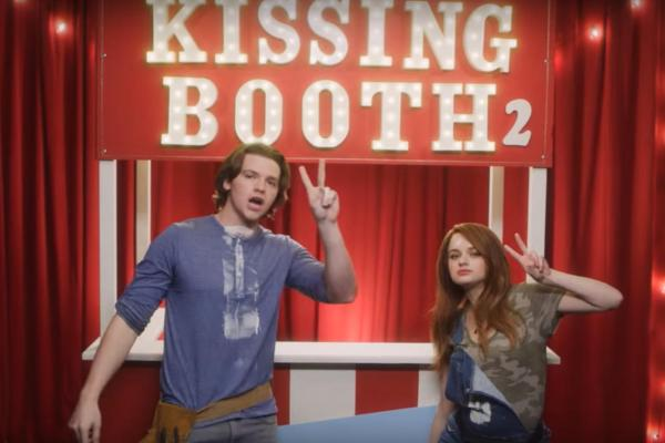 The Kissing Booth 2 Movie