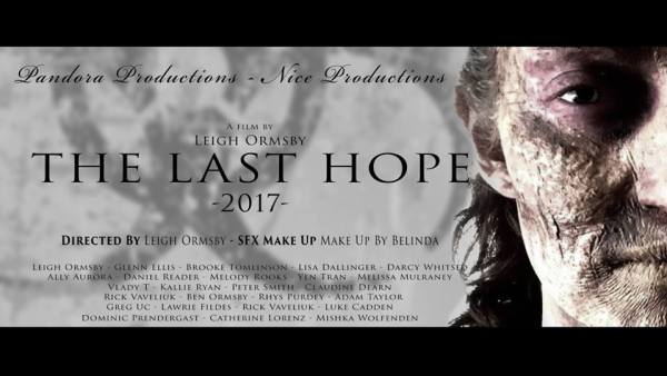 The Last Hope Movie Banner