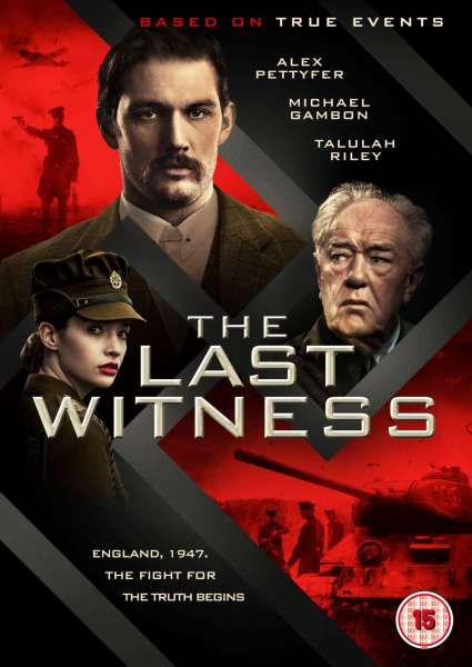 The Last Witness UK Poster