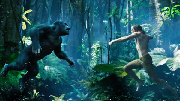 The Legend of Tarzan 360 Video