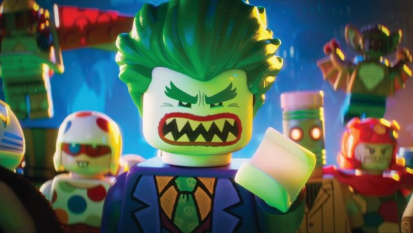 The Batman Lego Movie 2017