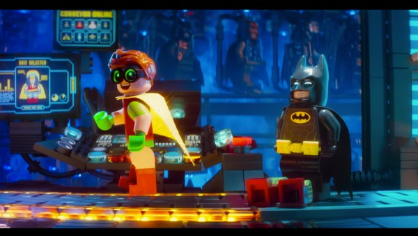 The Lego Batman Movie - February 2017