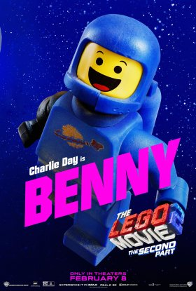 The Lego Movie 2 - Benny