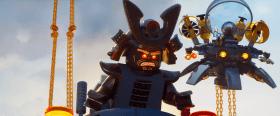 The Lego Ninjago Movie - Justin Theroux